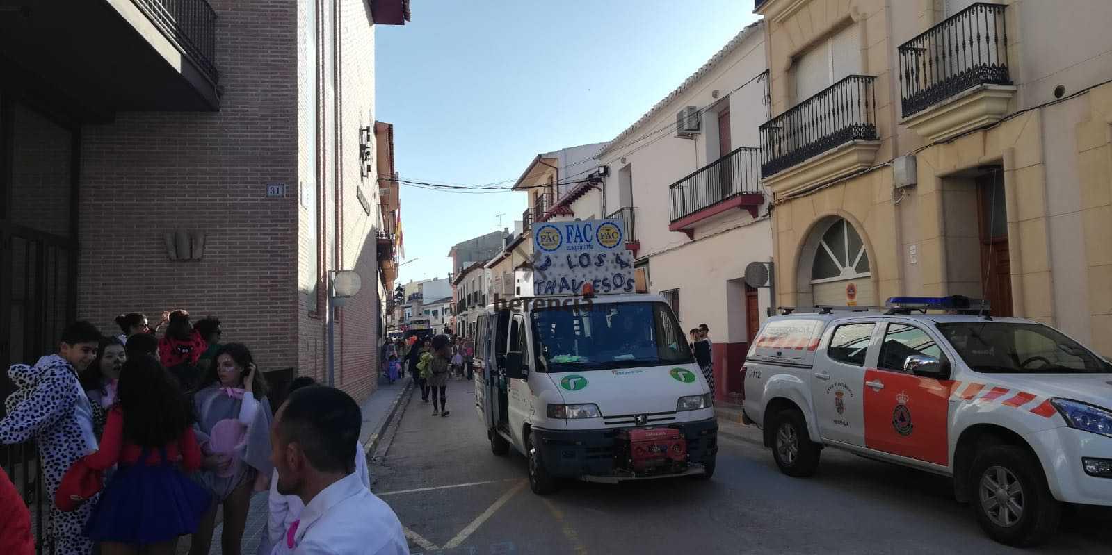 El Domingo de las Deseosas te invita al Carnaval de Herencia 2020 31