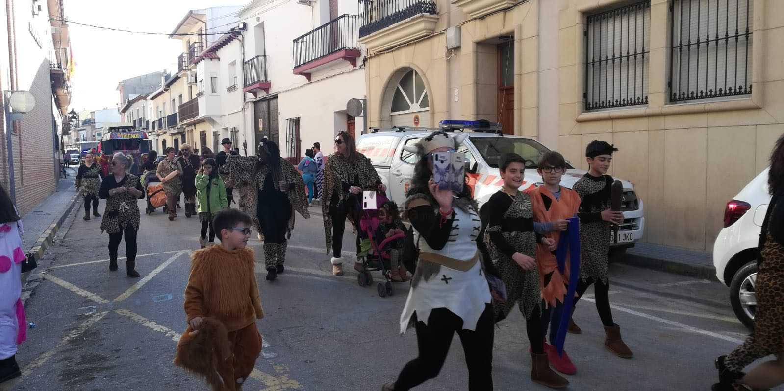 El Domingo de las Deseosas te invita al Carnaval de Herencia 2020 32
