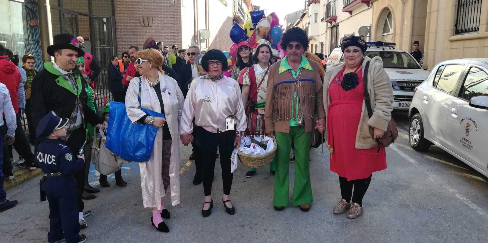 El Domingo de las Deseosas te invita al Carnaval de Herencia 2020 7