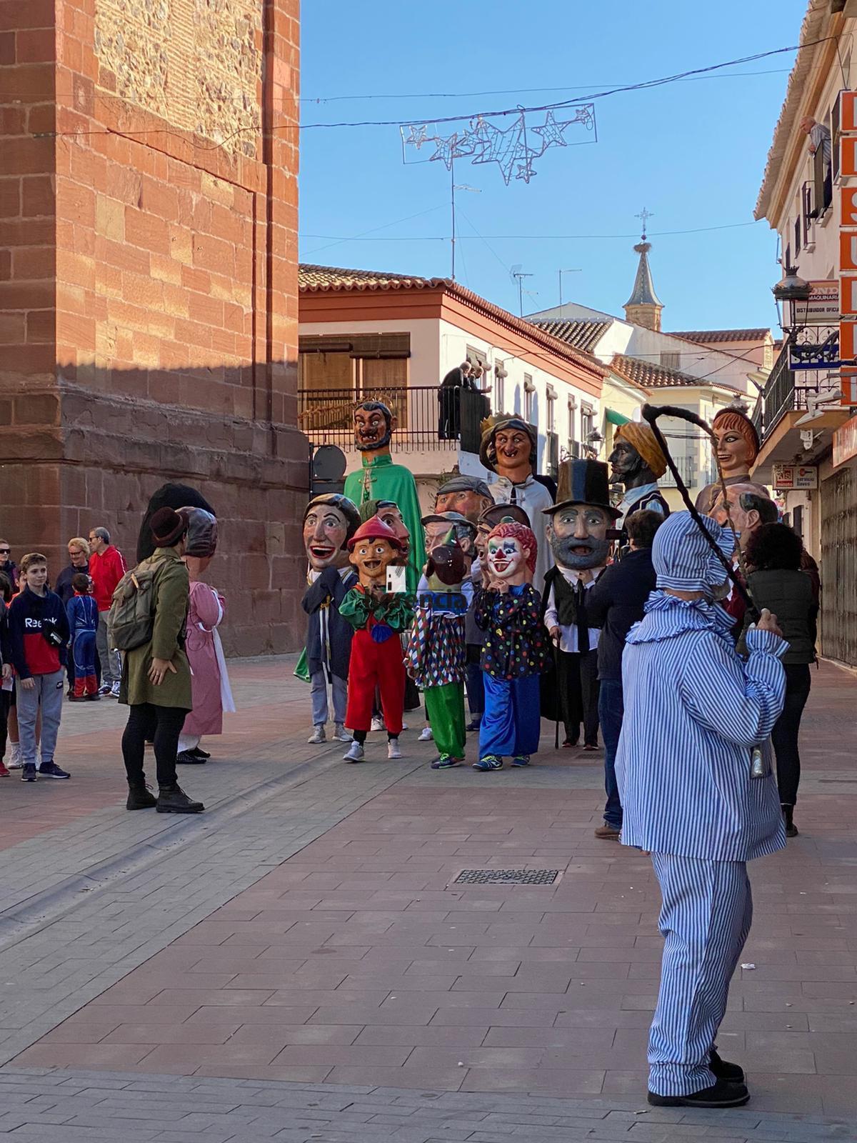 El Domingo de las Deseosas te invita al Carnaval de Herencia 2020 37