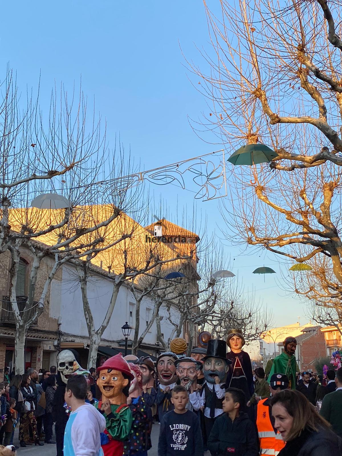 El Domingo de las Deseosas te invita al Carnaval de Herencia 2020 38