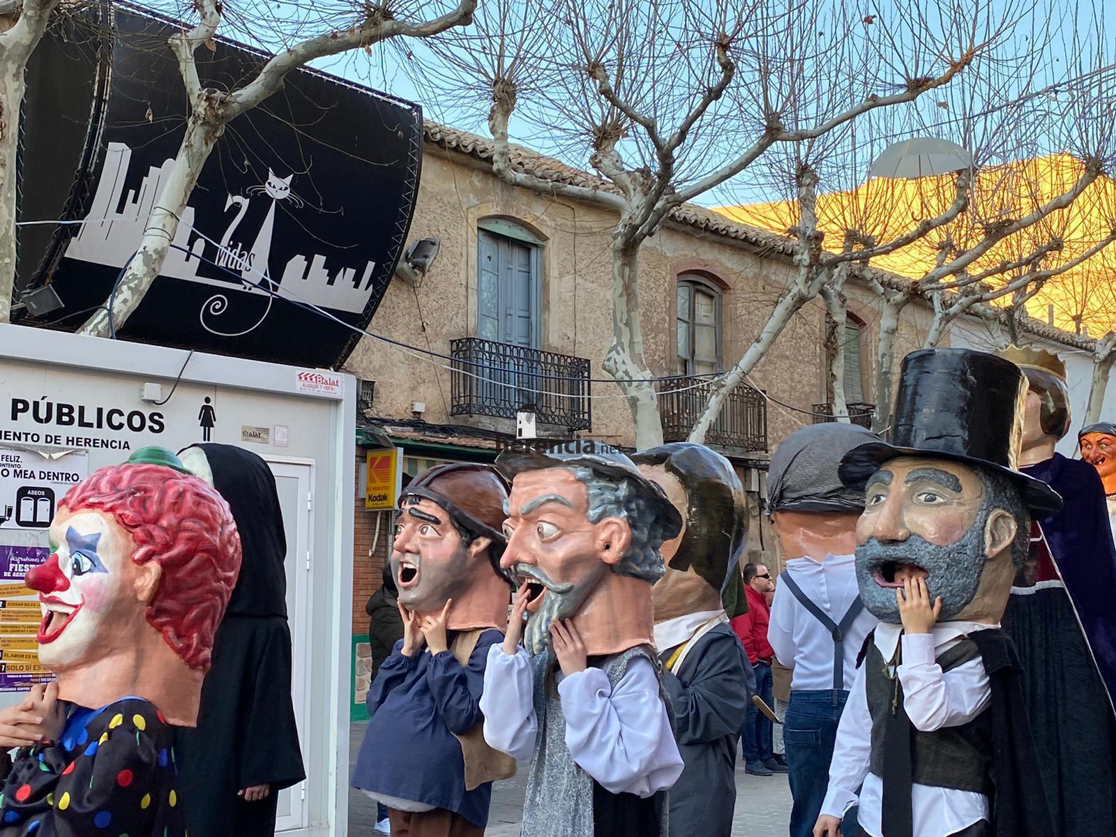 El Domingo de las Deseosas te invita al Carnaval de Herencia 2020 42