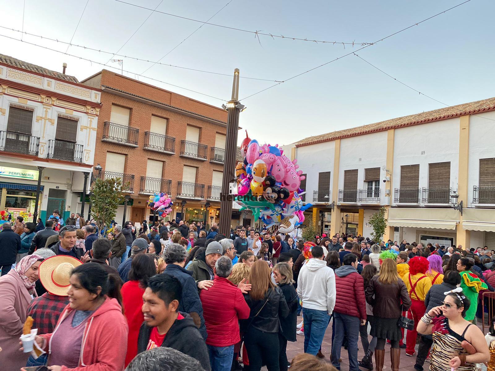 El Domingo de las Deseosas te invita al Carnaval de Herencia 2020 44
