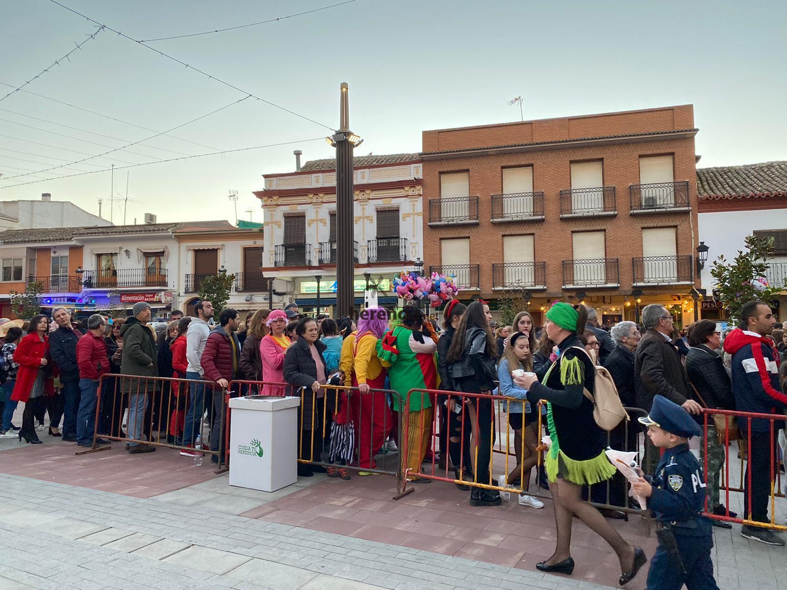 El Domingo de las Deseosas te invita al Carnaval de Herencia 2020 49
