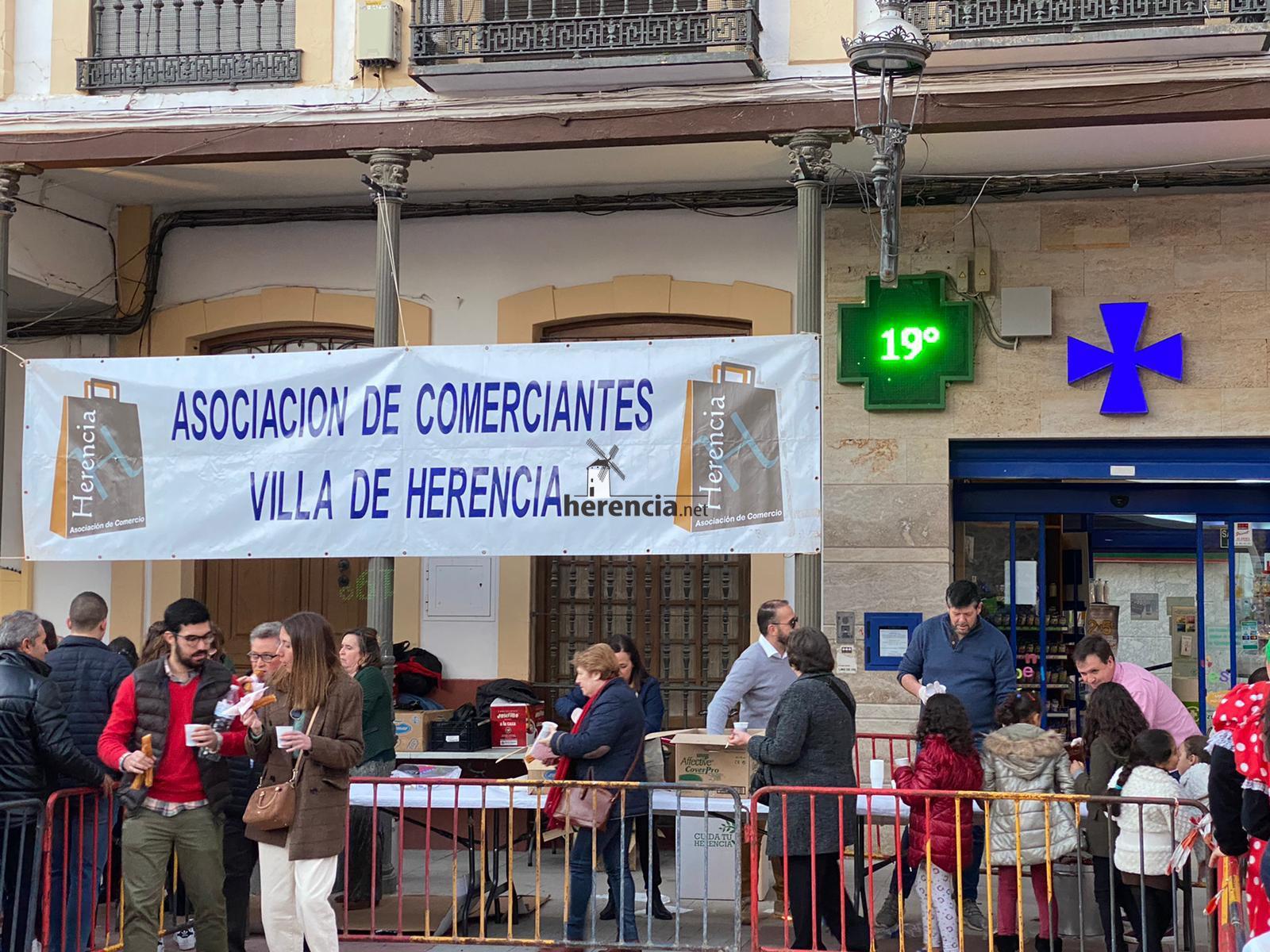 El Domingo de las Deseosas te invita al Carnaval de Herencia 2020 47