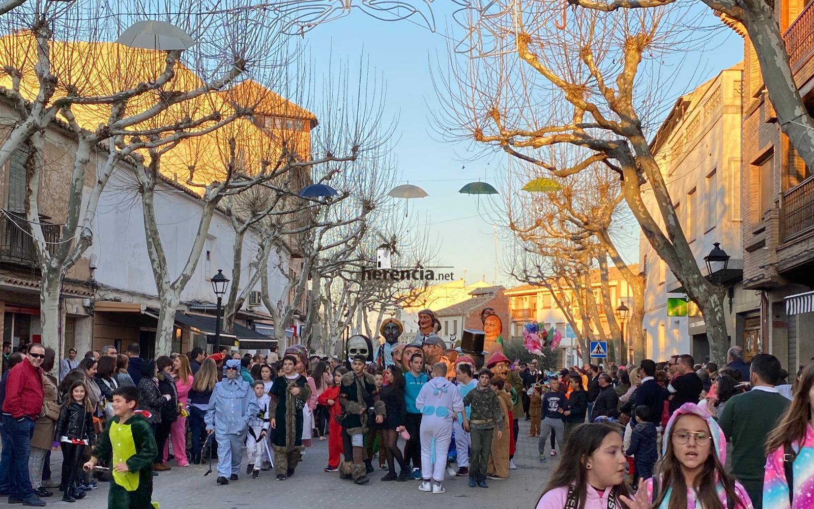 El Domingo de las Deseosas te invita al Carnaval de Herencia 2020 43