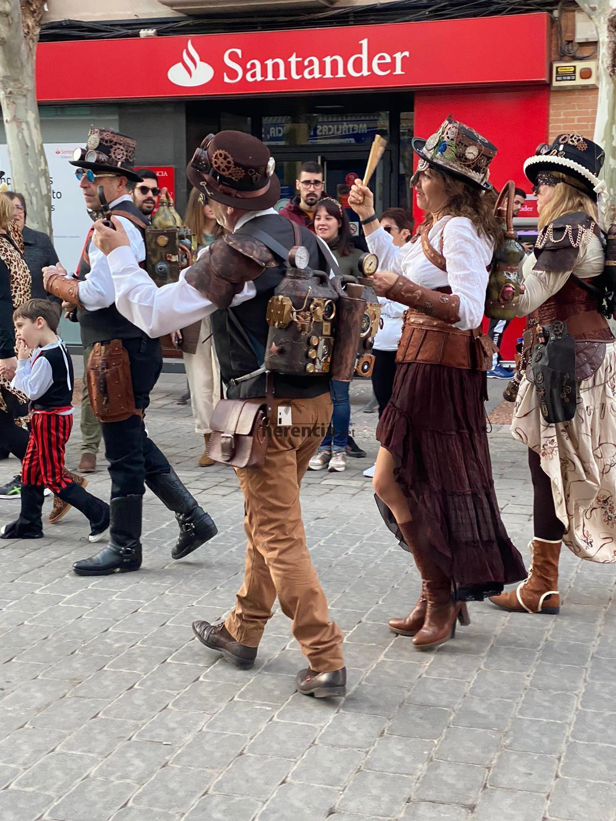 El Domingo de las Deseosas te invita al Carnaval de Herencia 2020 45