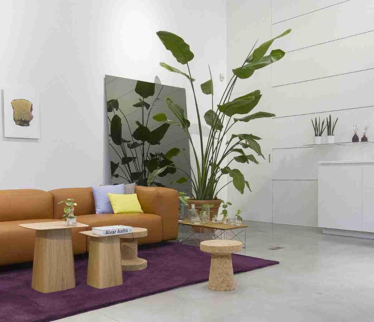 mesas de centro gemelas para salones