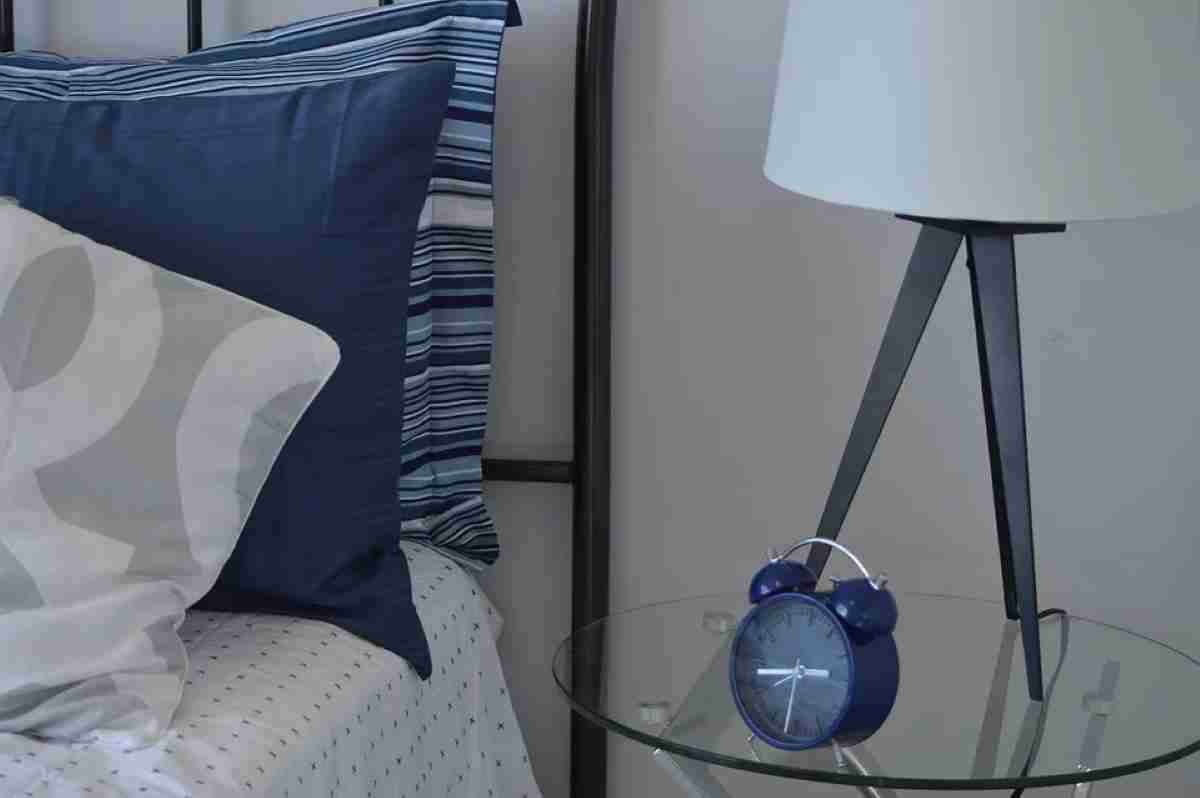 dormitorio color classic blue