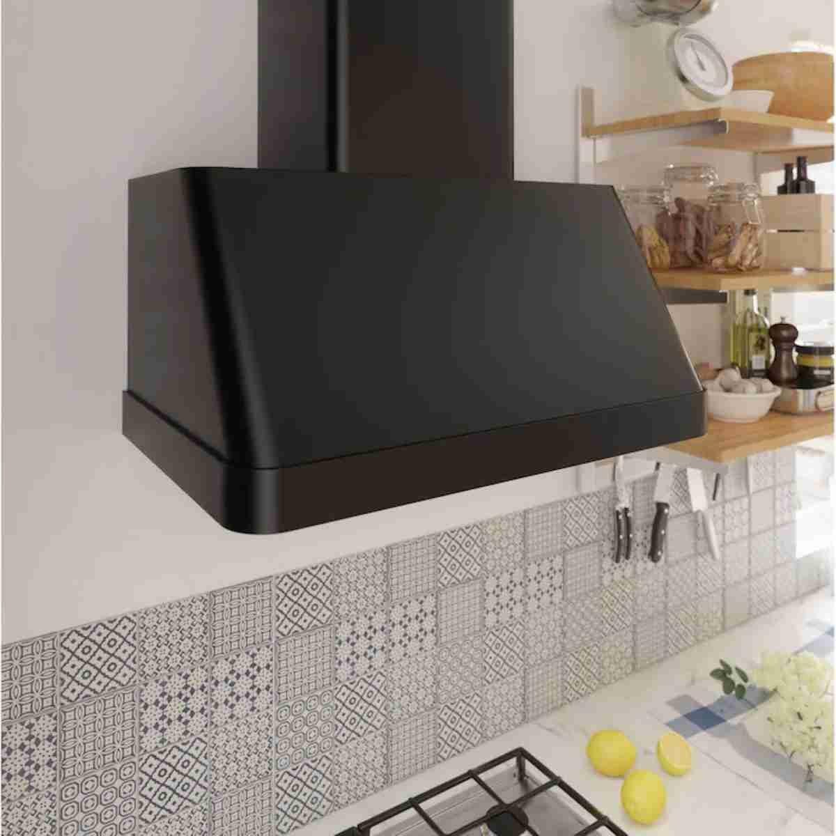 extractor de pared para una cocina de ikea