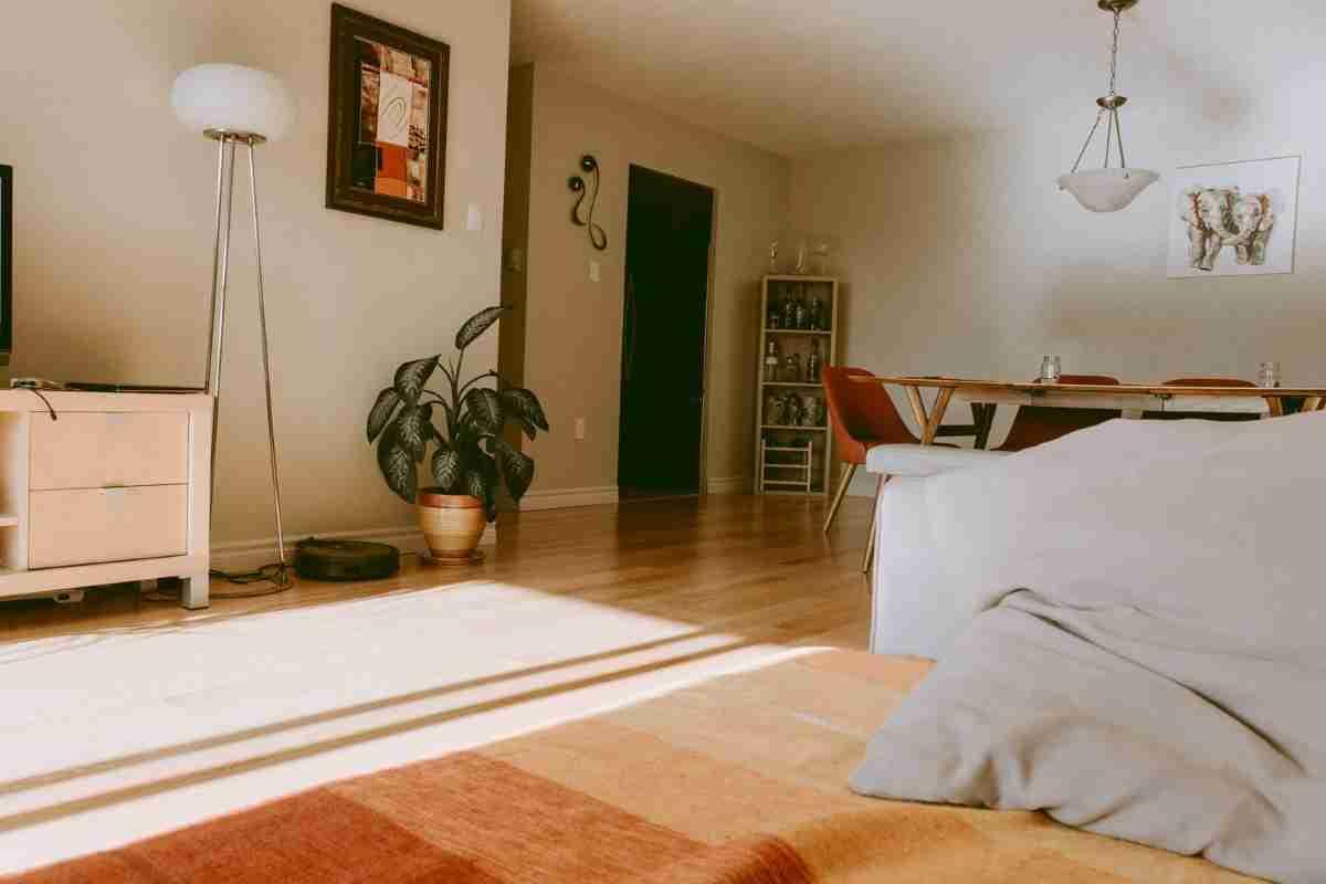 estancias con suelos laminados