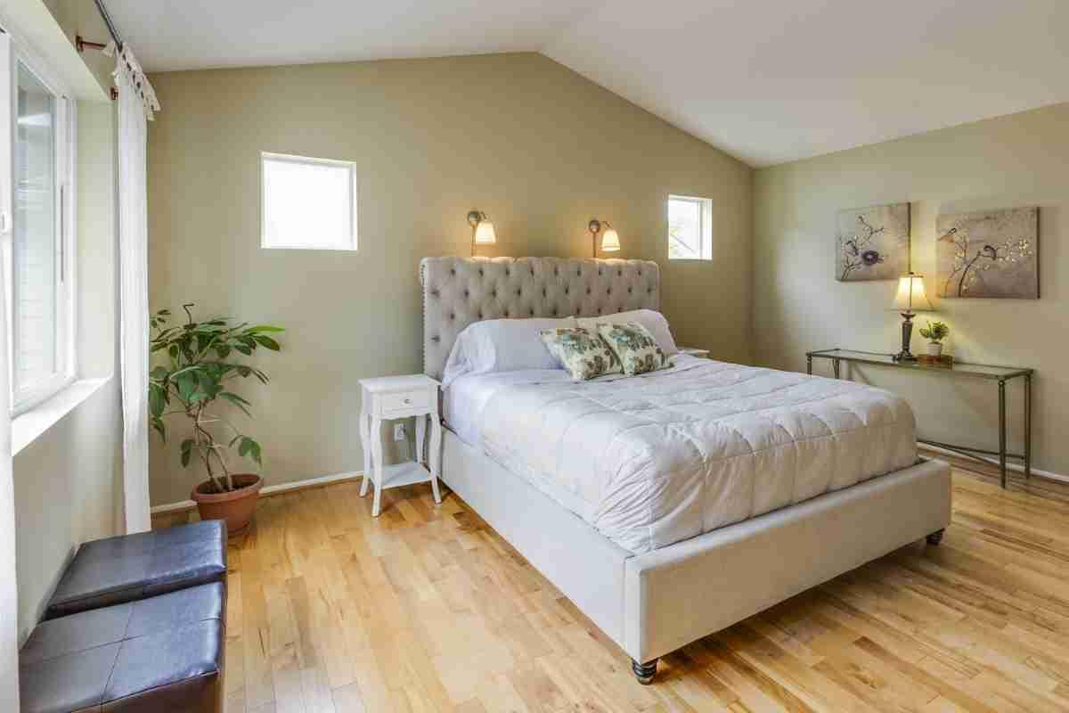 suelos laminados para el dormitorio