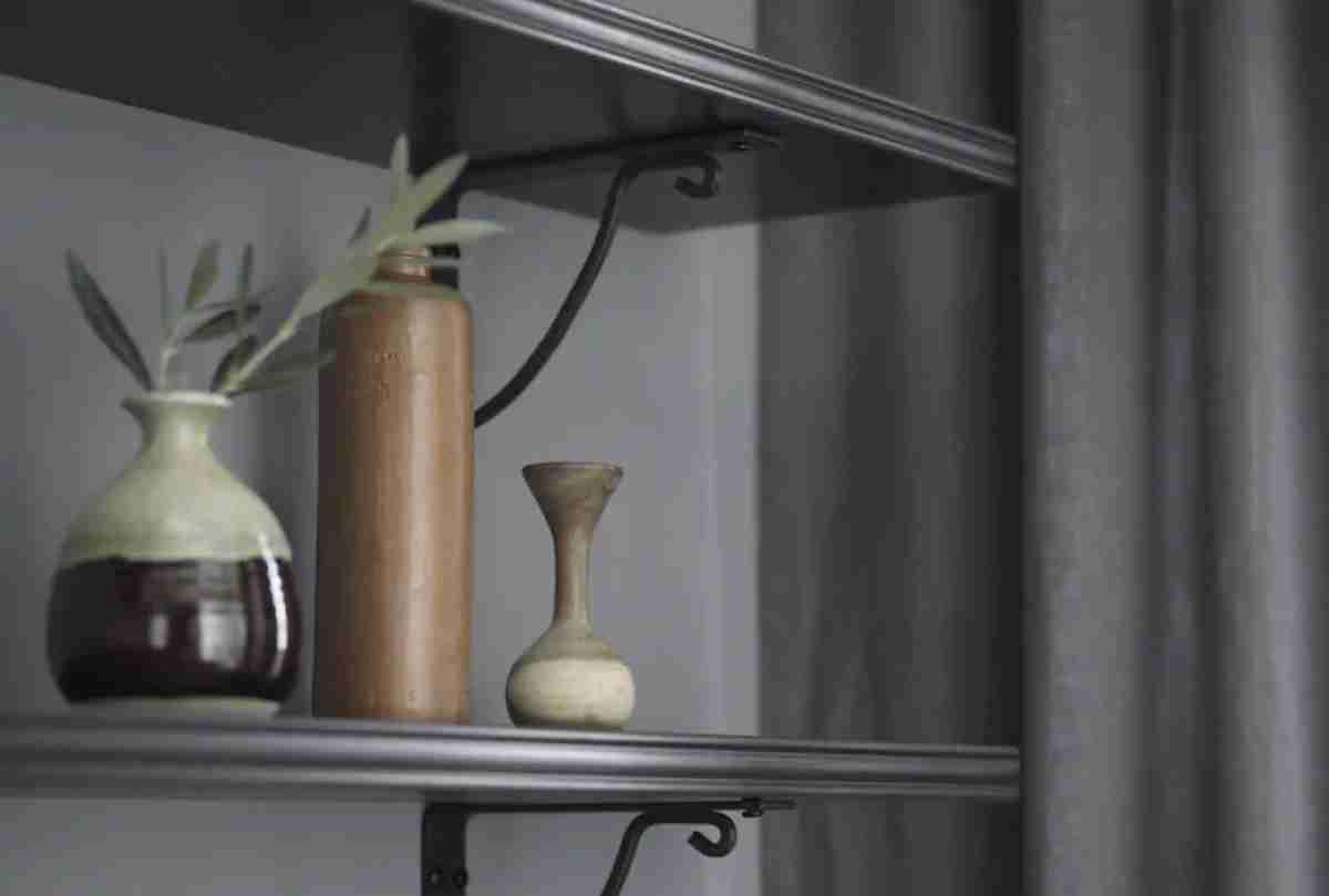 estanterias y baldas elegantes de ikea