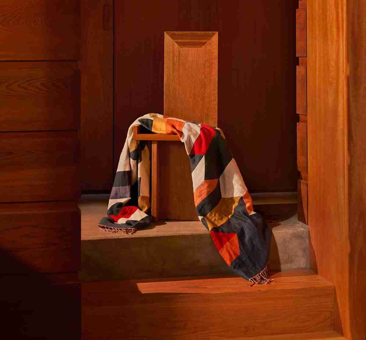 textiles en campana primavera verano zara home