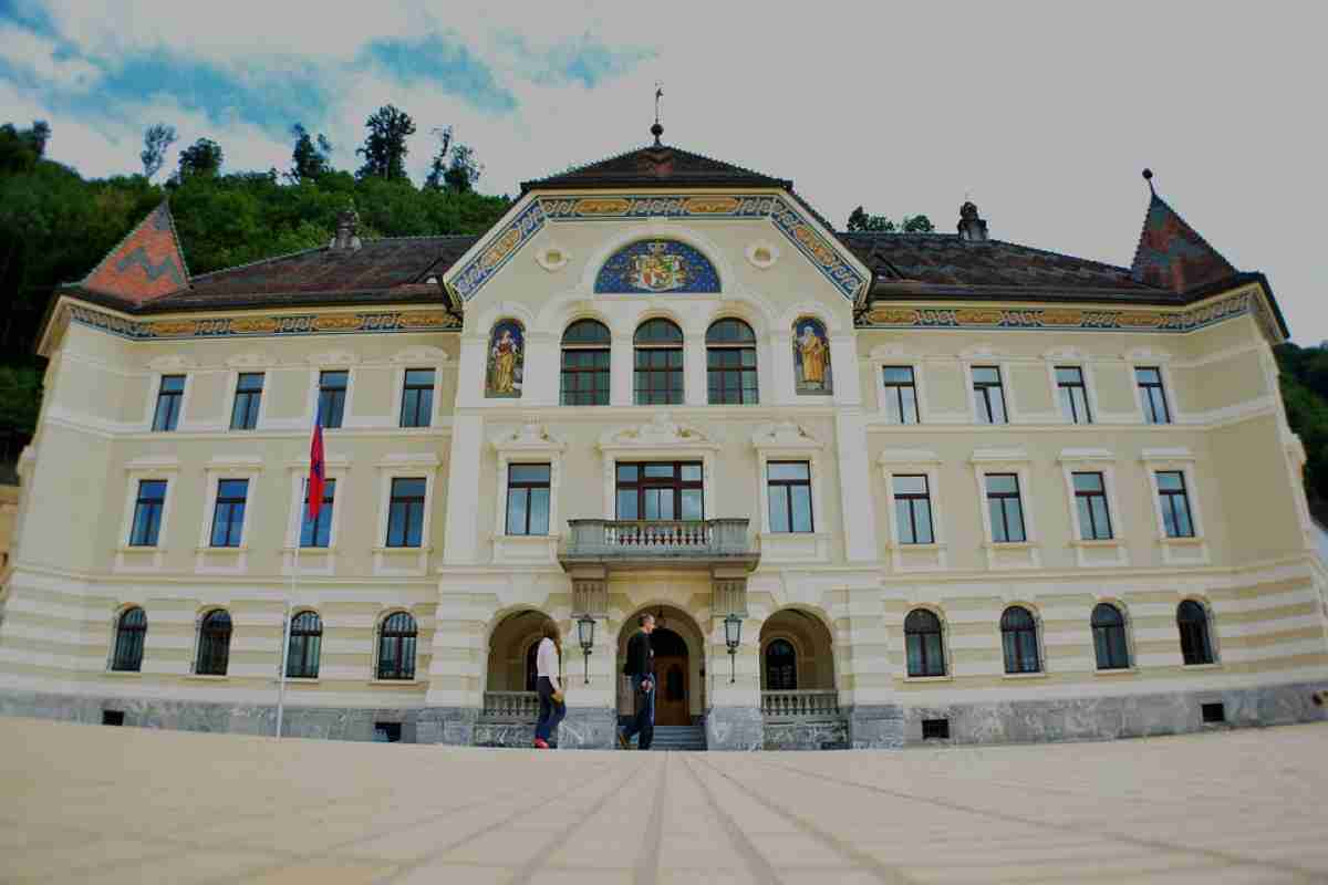 parlamento de Liechtenstein