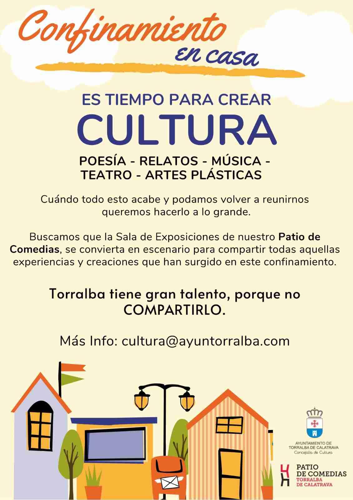 La comarca del Campo de Calatrava, activa en la oferta de actividades virtuales para mejorar el confinamiento 3