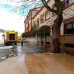 Geacam refuerza el trabajo de Protección Civil en las residencias de ancianos del municipio 1
