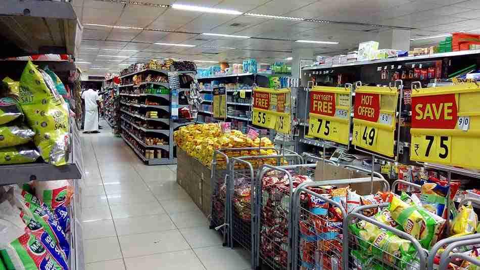 hacer la compra, supermercado