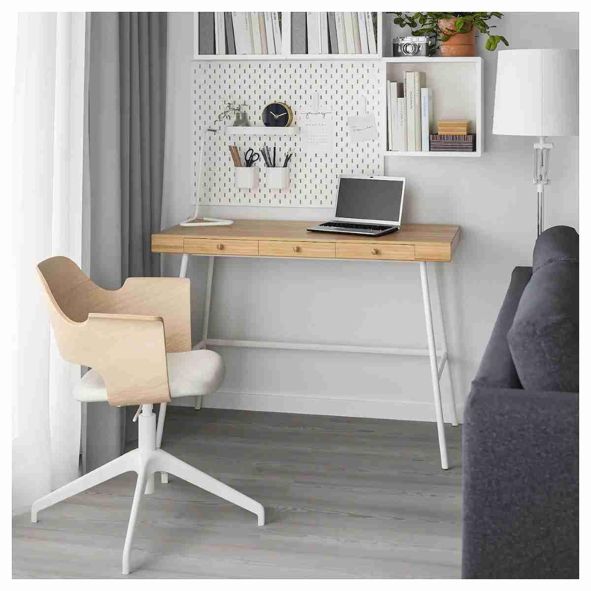 escritorio de ikea para tu centro de trabajo en casa