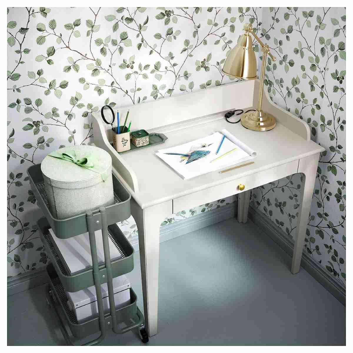 escritorio de ikea lommarp