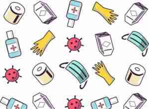 higiene de los productos de la compra ante covid 19