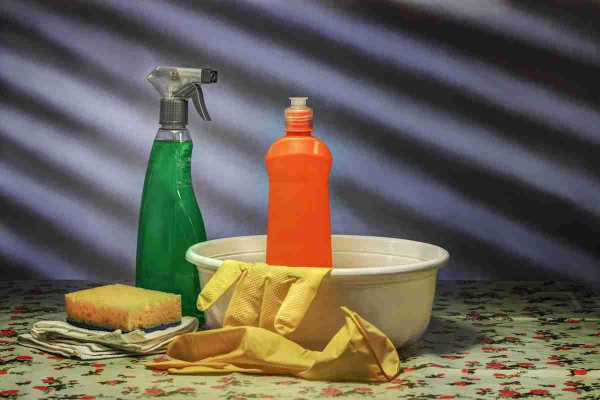 desinfectar tu zona de trabajo