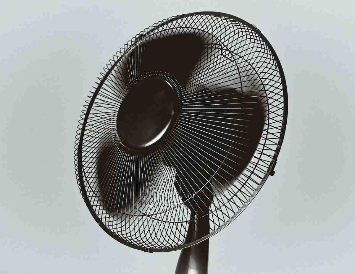 limpiar el ventilador