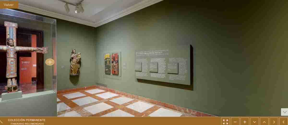 visita virtual al museo de bellas artes de bilbao
