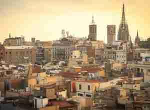 barcelona para un viaje literario