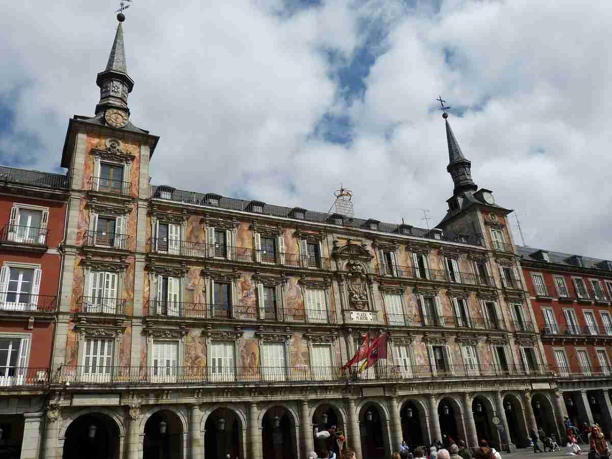 viajes literarios por madrid