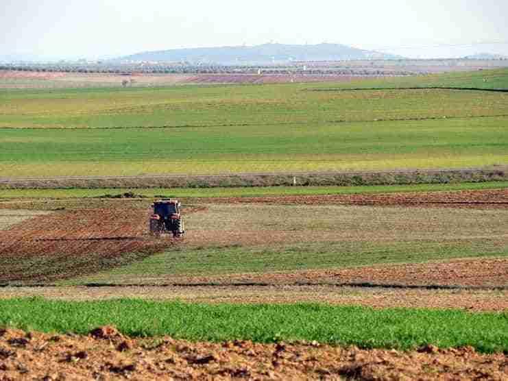 Desbloqueo de la concesión de agua para los regantes de Agramón por la Confederación Hidrográfica del Segura