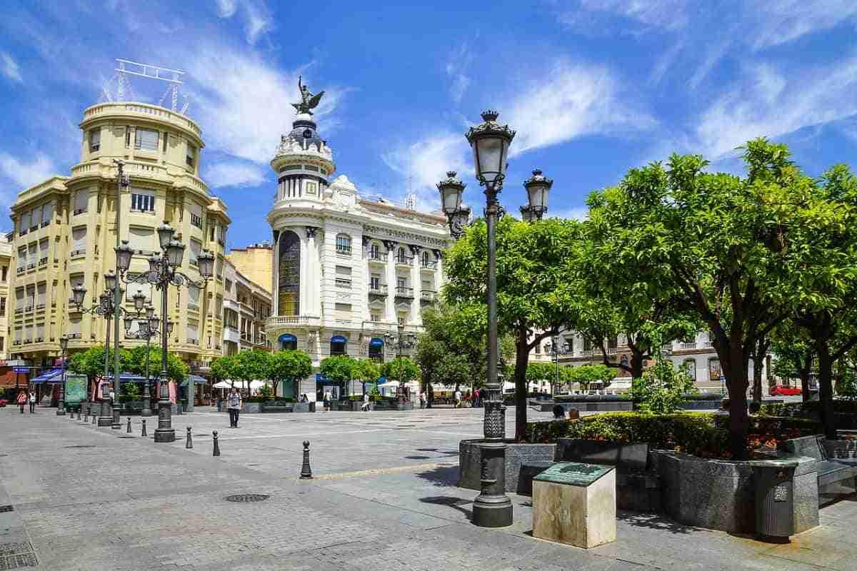 ciudad de cordoba en andalucia