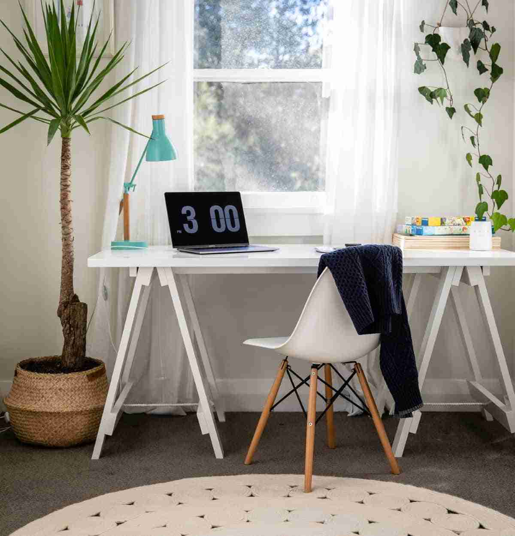 decorar tu zona de trabajo con un presupuesto