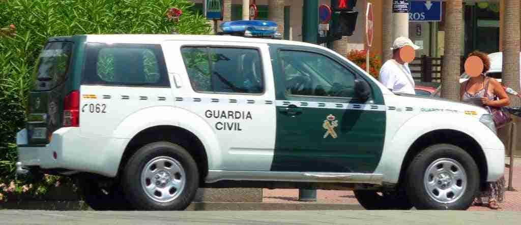 La Guardia Civil ha detenido a 1 persona por usurpación de estado civil, estafa y hurto en Argamasilla de Alba