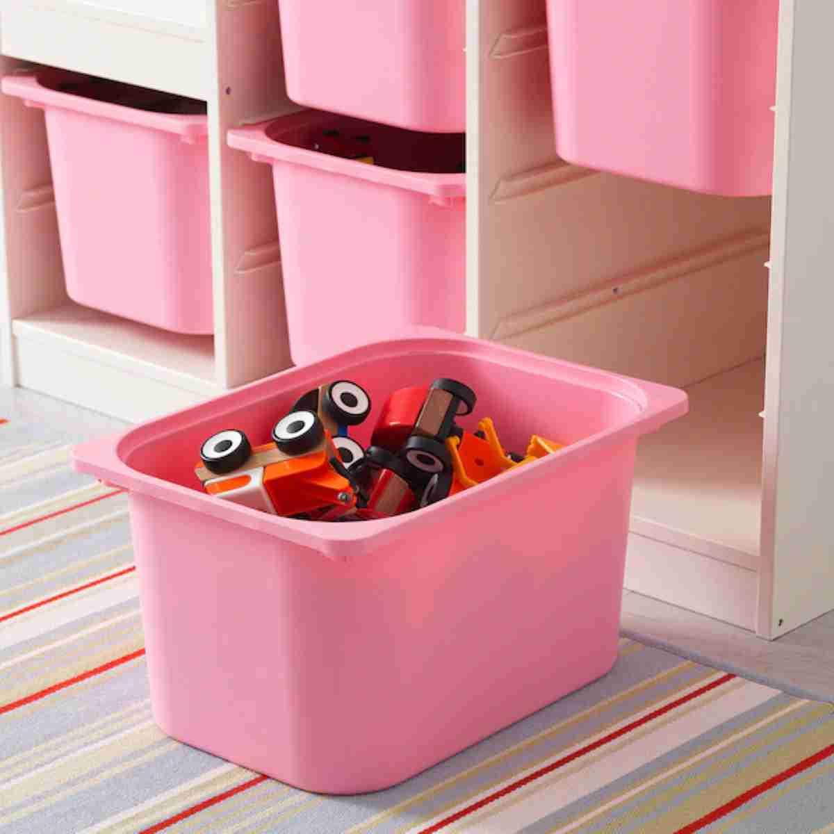organizador de juguetes trofast