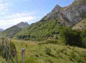 parque natural somiedo asturias espana