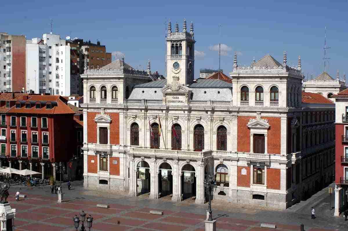 centro historico de valladolid