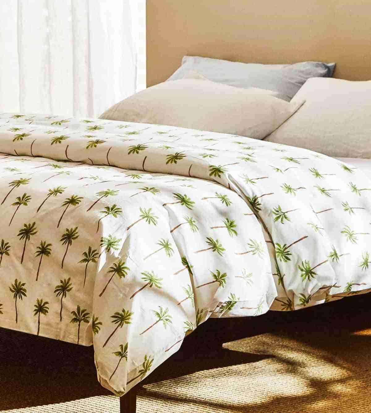 decorar dormitorio tropical collection zara home