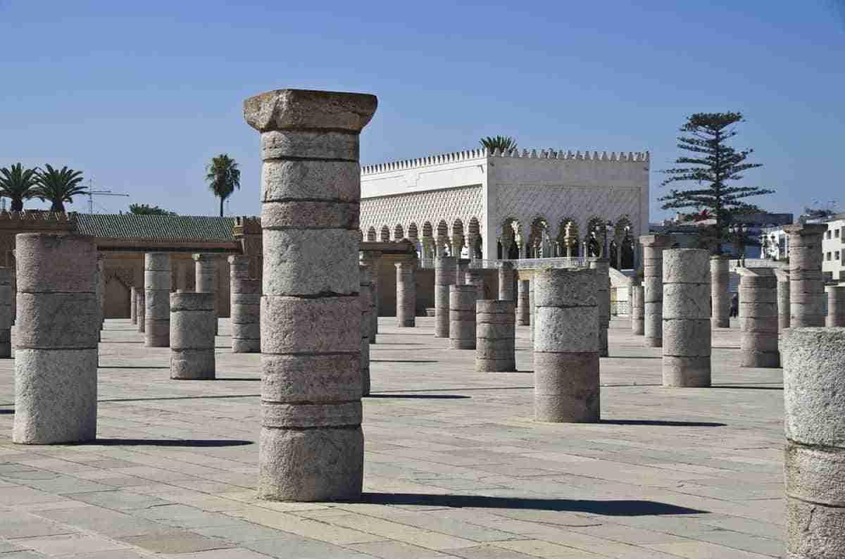 monumentos de rabat