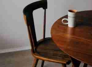 cuidado de los muebles de madera