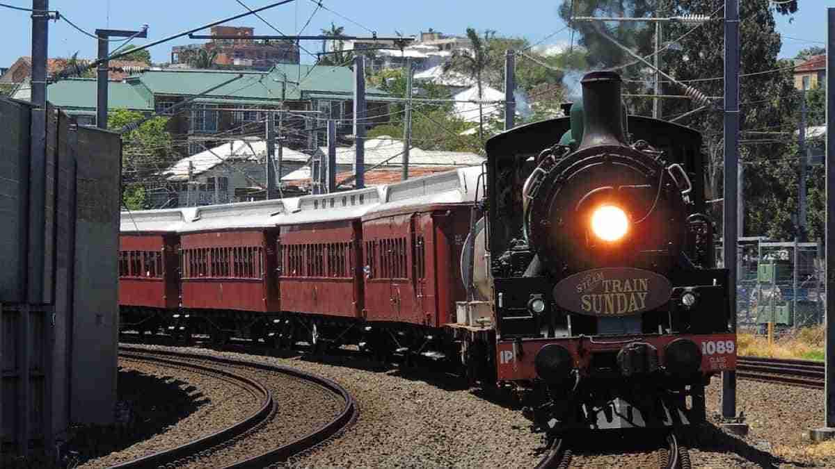 tren de la ciudad de brisbane en queensland