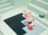 decorar con alfombras de ikea