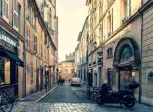 calles de aix de provenza