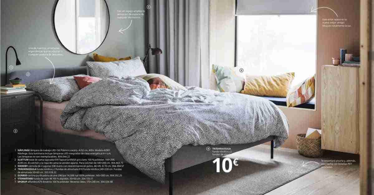 dormitorios catalogo ikea 2021