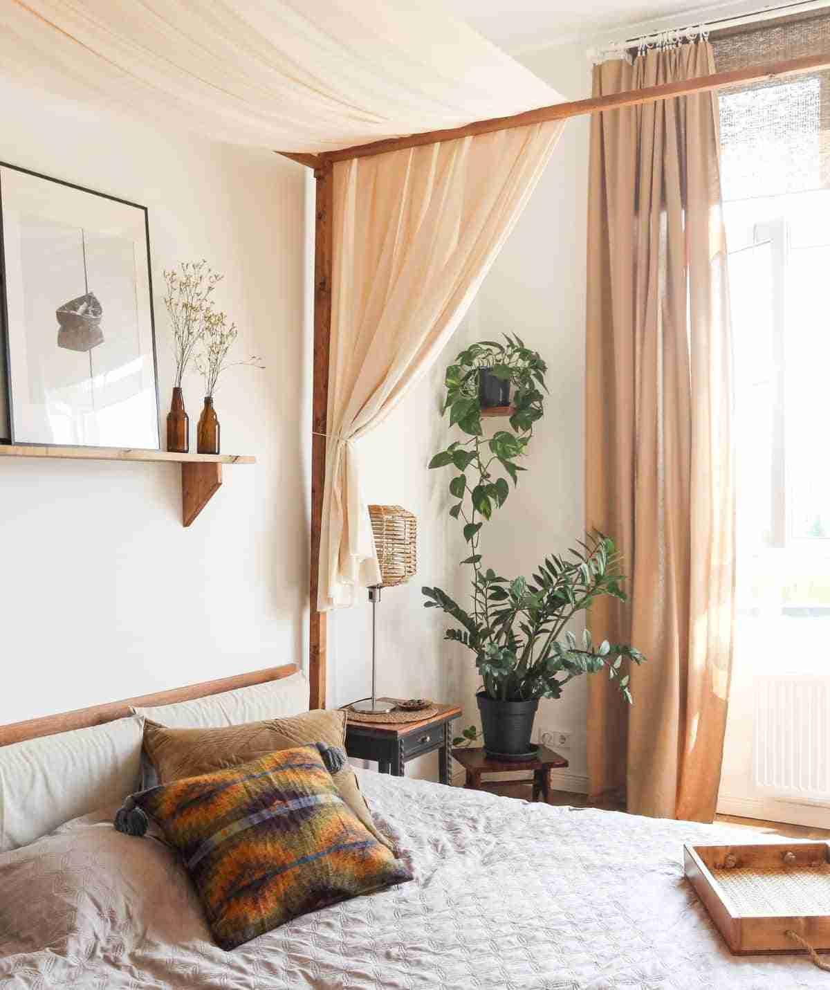 cuidar las cortinas