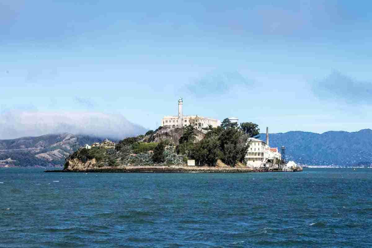 isla de alcatraz en san francisco