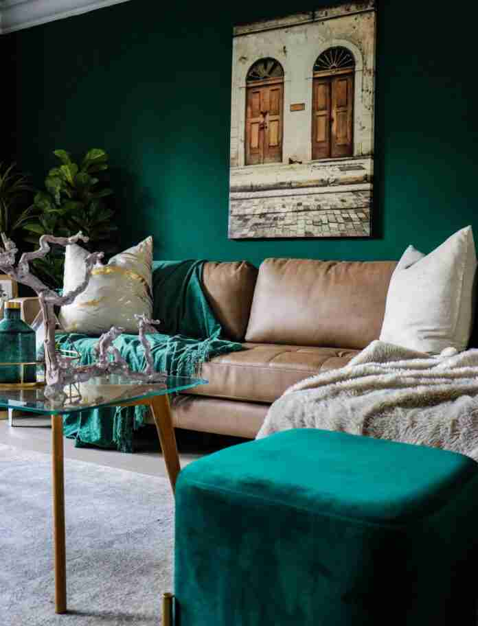 combinar el color verde