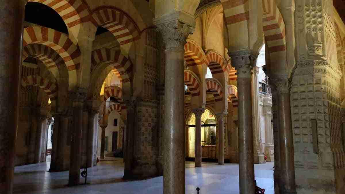 columnas catedral mezquita