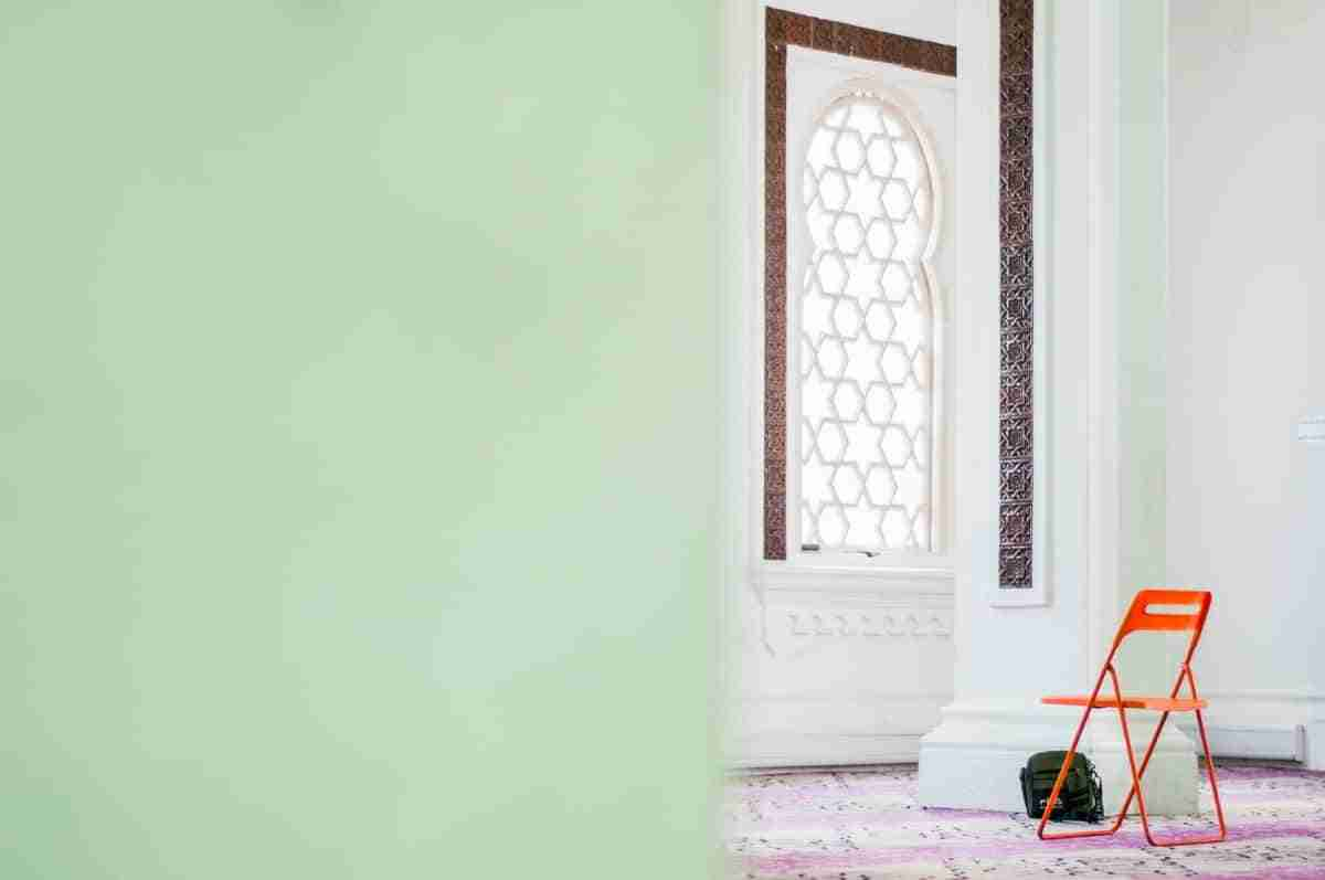 tonalidades de verde para salones 2021