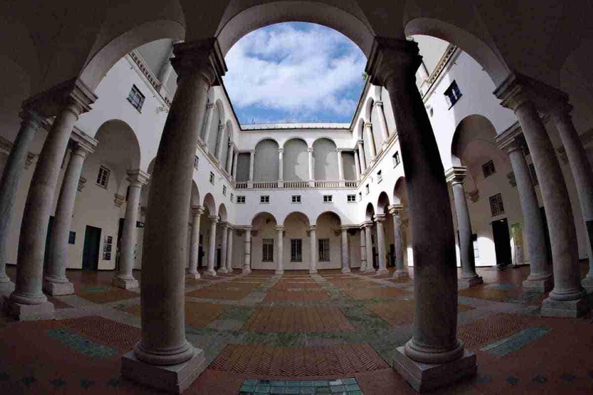 palacios de genova